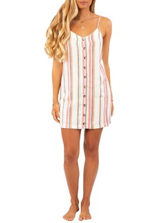 Rip Curl Seaport Stripe Minidress