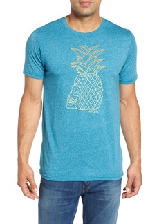 Rip Curl Skullapple Mock Twist T-Shirt