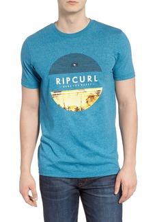 Rip Curl Summer Days Mock Twist T-Shirt