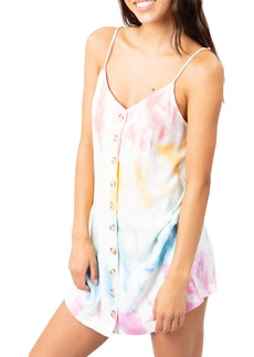 Rip Curl Tie Dye Wipeout Dress