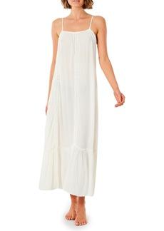 Rip Curl Vista Lace Trim Maxi Dress