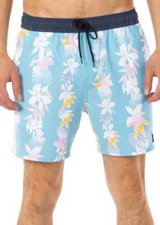 Rip Curl Volley Beach Party Swim Trunks