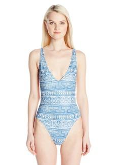 Rip Curl Women's High Tide One Piece Swimsuit  XL