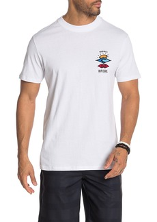Rip Curl Search Icon Graphic T-Shirt