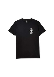 Rip Curl Search Logo Short Sleeve Surf Tee