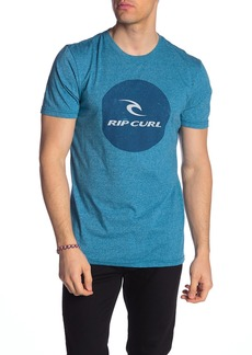 Rip Curl Short Sleeve Front Graphic Standard Fit Tee