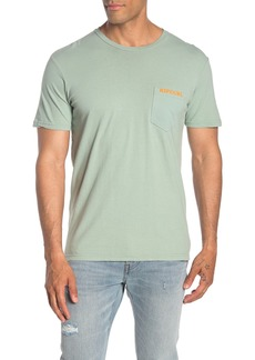 Rip Curl Sun Drenched Heritage Graphic Pocket T-Shirt