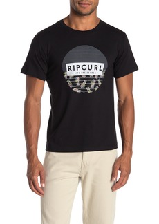 Rip Curl Supply Pineapples Graphic Logo T-Shirt