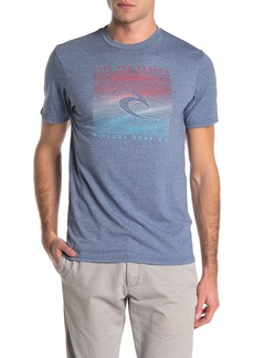 Rip Curl Topography Graphic T-Shirt