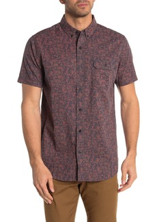 Rip Curl Windward Printed Short Sleeve Regular Fit Shirt