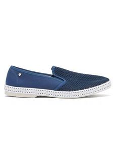 Rivieras Classic slip-on canvas loafers