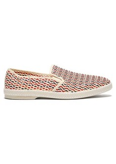 Rivieras Napoles Pablo woven loafers
