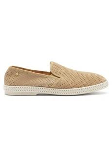 Rivieras Sultan Des Plages suede loafers
