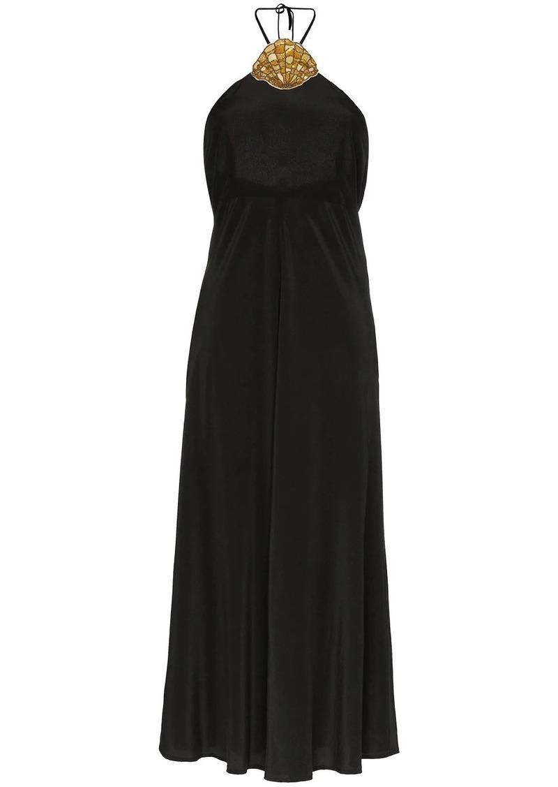 RIXO Lana embellished midi-dress