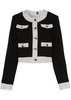 RIXO x Christian Lacroix Colette jacket