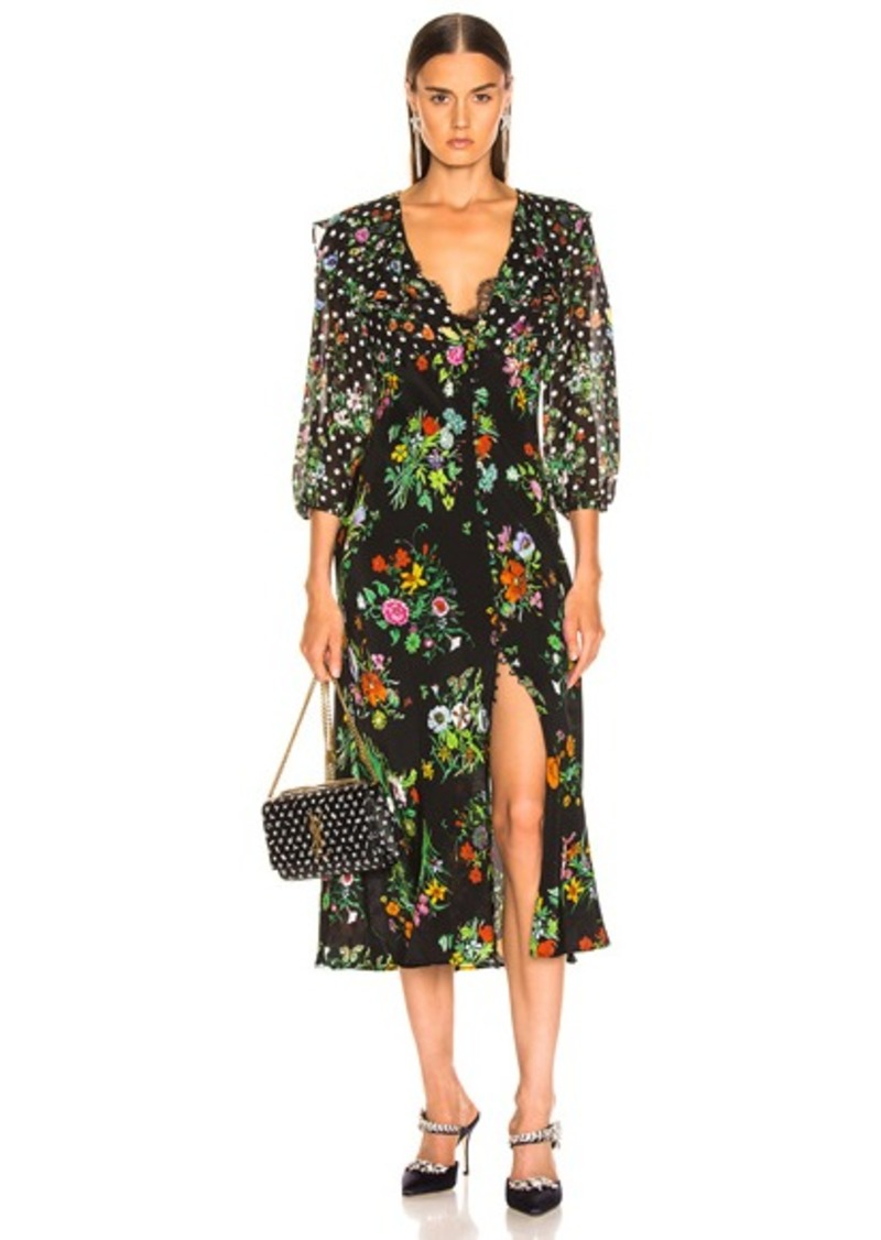 RIXO Bonnie Dress