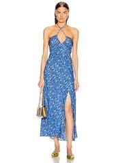 RIXO Caroline Dress