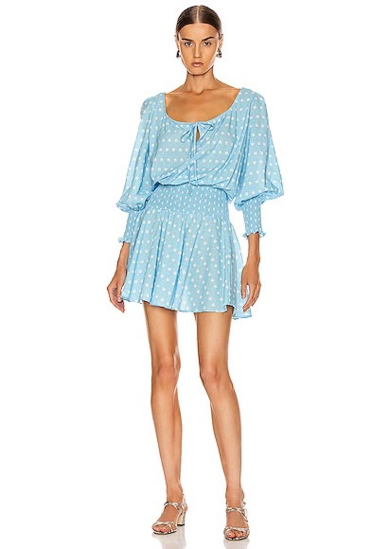 RIXO Lina Mini Dress