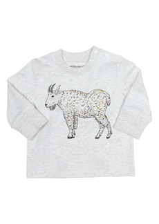 Robeez® Billy Goat Graphic T-Shirt (Baby Boys)