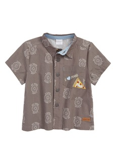 ROBEEZ® I Love My Bagel Woven Shirt (Baby Boys)