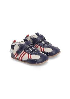 Robeez® Joggin' Josh Crib Shoe (Baby & Walker)
