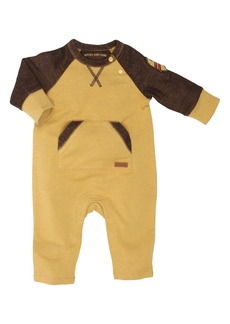 Robeez® Nature Romper (Baby Boys)