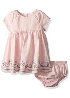 Robeez Girls' Toddler Dress with Diaper Cover