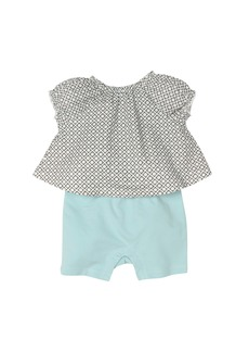 Robeez Toddler Girls' Romper