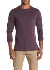 Robert Barakett Kentville Long Sleeve Crew Neck T-Shirt
