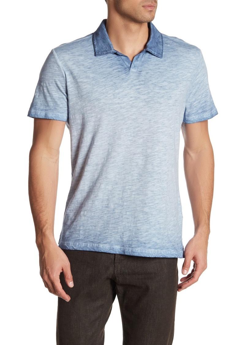 Robert Barakett Ringo Dyed Short Sleeve Shirt