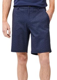 Robert Barakett Gardena Herringbone Stretch Shorts
