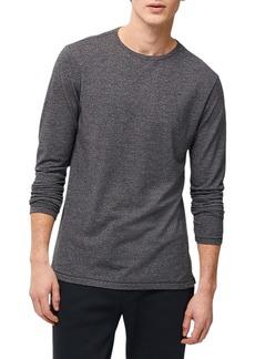Robert Barakett Heathered Long Sleeve T-Shirt