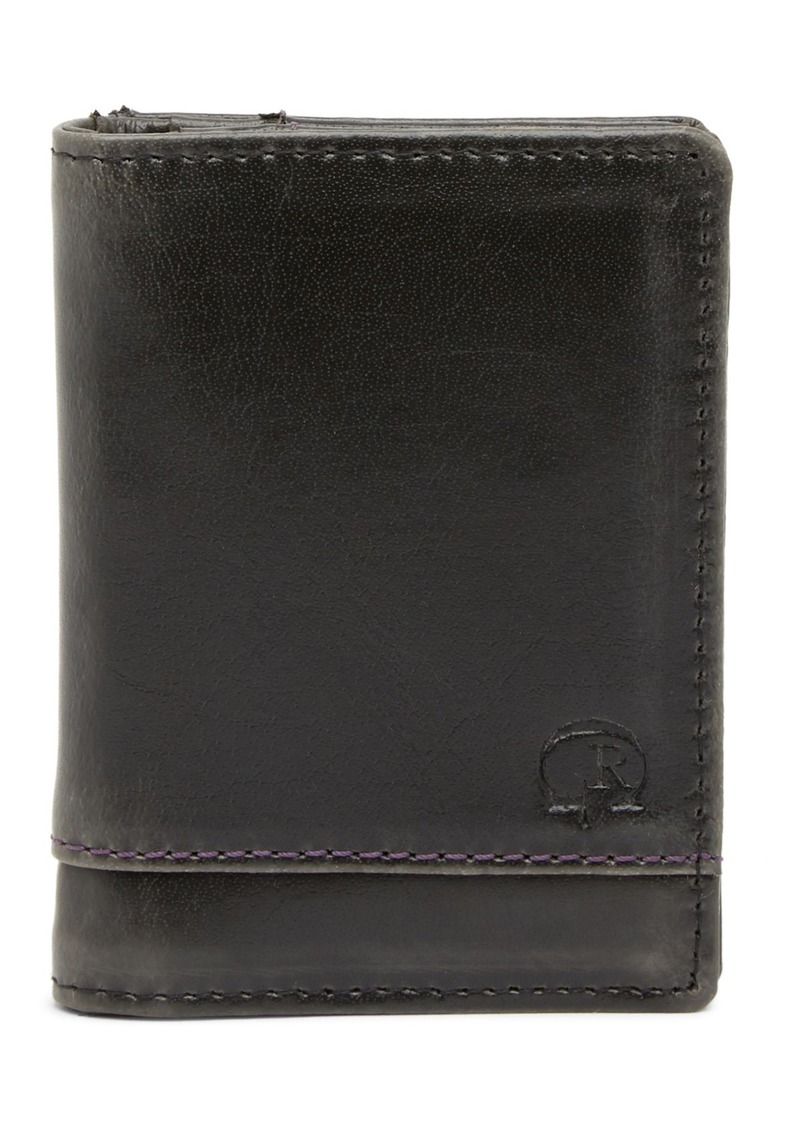 Robert Graham Aberdeen Leather Card Case