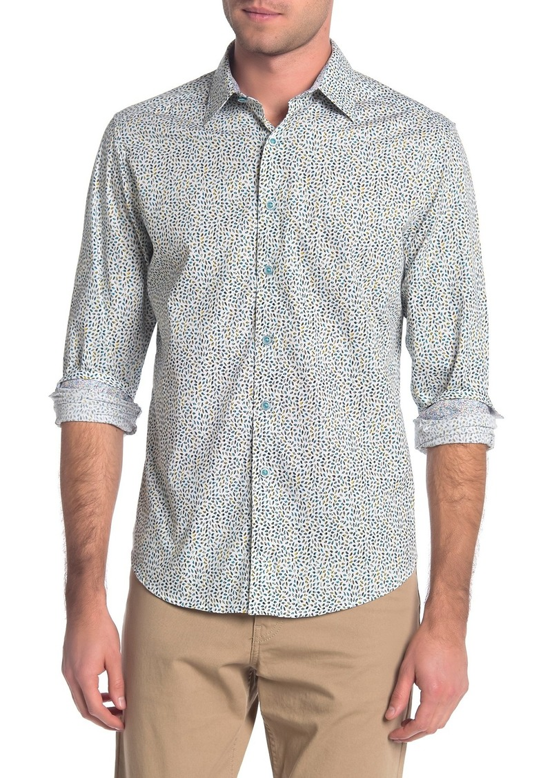 Robert Graham Abingdon Long Sleeve Classic Fit Shirt