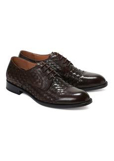Robert Graham Acosta Basket Weave Oxford Shoe