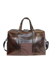 Robert Graham Aegean Leather Weekend Bag
