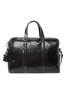 Robert Graham Aegean Leather Weekend Bag