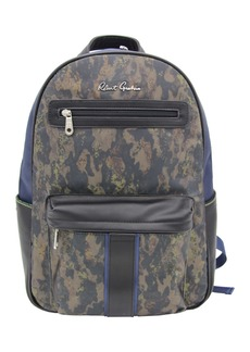 Robert Graham Alban Camo Print Backpack