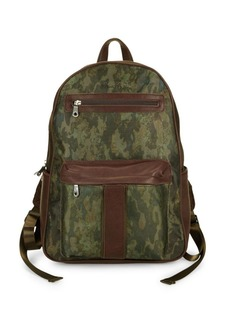 Robert Graham Alban Printed Backpack