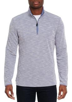 Robert Graham Allman Regular-Fit Quarter-Zip Sweater