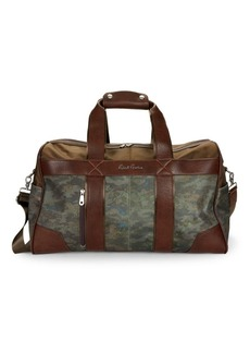 Robert Graham Anson Logo Duffle Bag