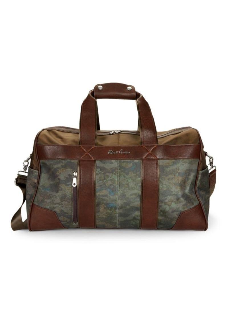 Robert Graham Anson Logo Duffle Bag