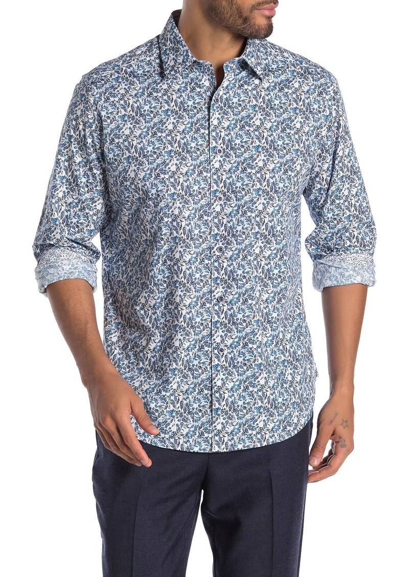Robert Graham Arborfield Long Sleeve Classic Fit Shirt