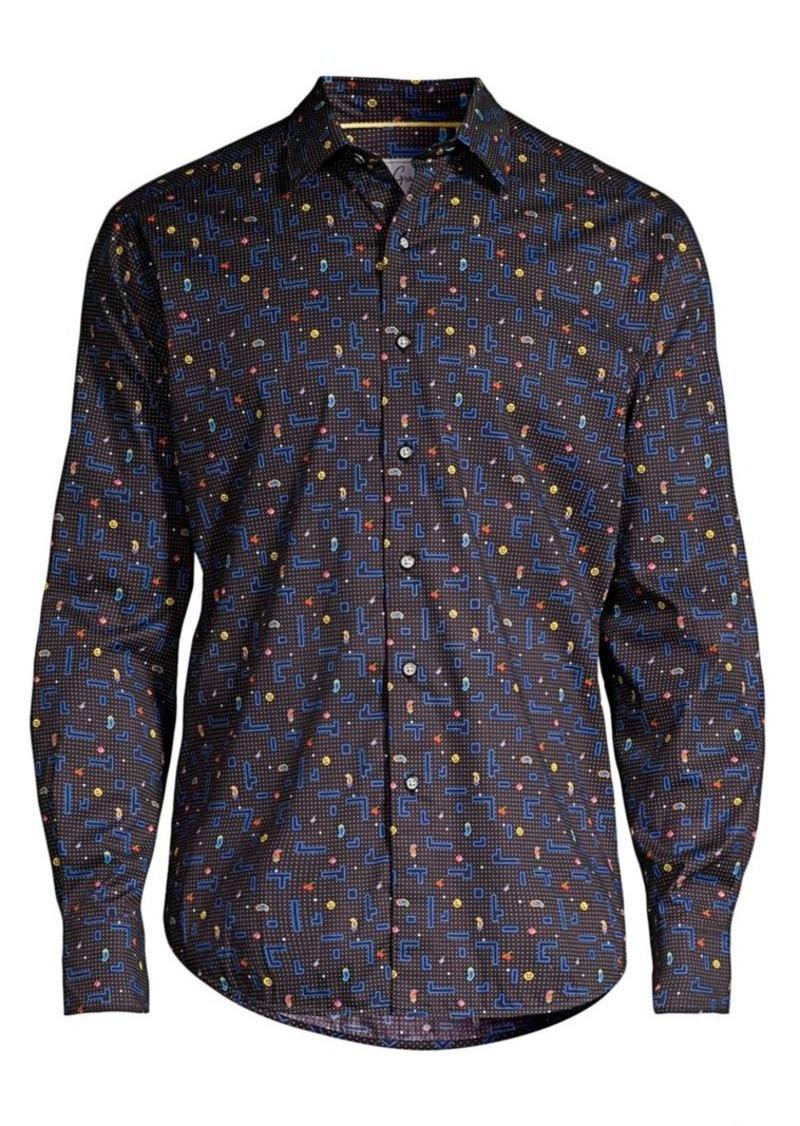 Robert Graham Arcade Printed Dress Shirt