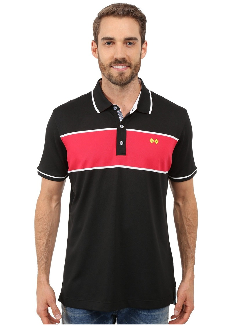 Robert Graham Argento Polo