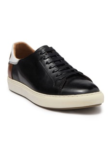 Robert Graham Ascari Two-Tone Leather Sneaker
