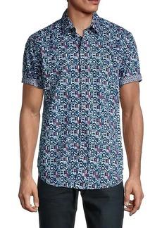 Robert Graham Aspen Classic-Fit Print Shirt