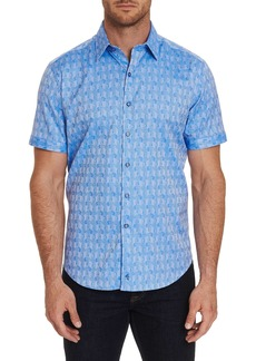 Robert Graham Atlas Short Sleeve Shirt