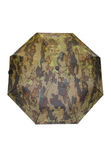 Robert Graham Augustine Camo-Print Auto Open Umbrella
