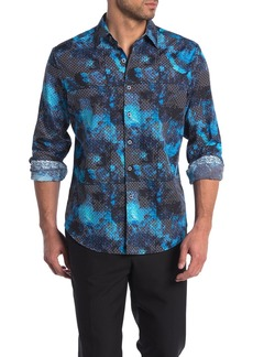 Robert Graham Baccus Print Classic Fit Shirt